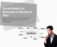 Social Media Marketing for Business in Minutes a Day
