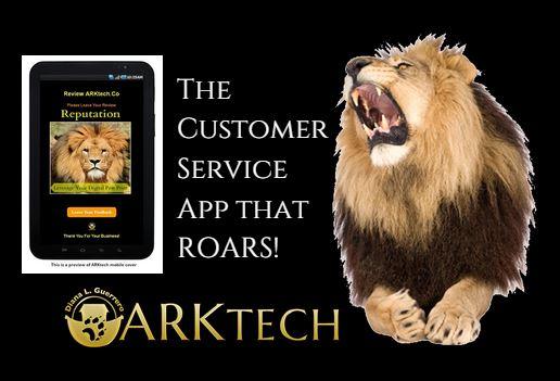 Customer Service App - Customer Feedback App