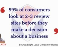 Multiple Review Sites Influence Consumers #AskArkLady