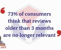 Consumers Seek Current Reviews | #AskArkLady