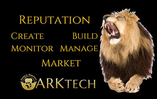 Reputation Service - ARKtech